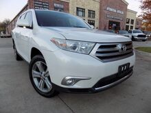 2011_Toyota_Highlander_Limited 3rd Row-NAV- Backup Cam_ Carrollton TX