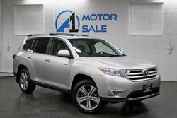 Toyota Highlander Limited 4WD 2011