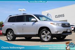 2011_Toyota_Highlander_Limited 4x4_ Clovis CA