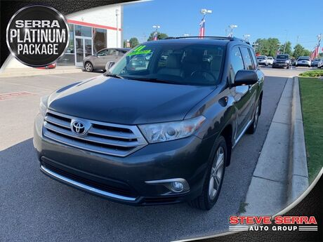 2011 Toyota Highlander Limited Decatur AL