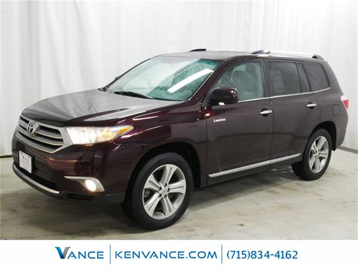 2011 Toyota Highlander Limited Eau Claire WI