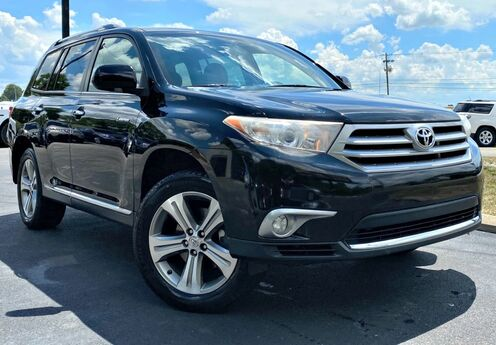 2011 Toyota Highlander Limited Georgetown KY