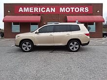 2011_Toyota_Highlander_Limited_ Jackson TN