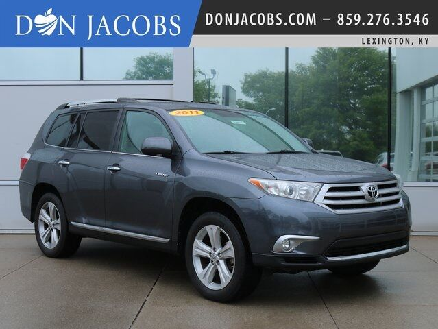 2011 Toyota Highlander Limited Lexington KY