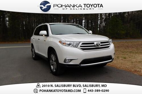 2011_Toyota_Highlander_Limited_ Salisbury MD