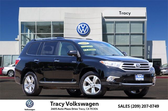 2011 Toyota Highlander Limited Tracy CA