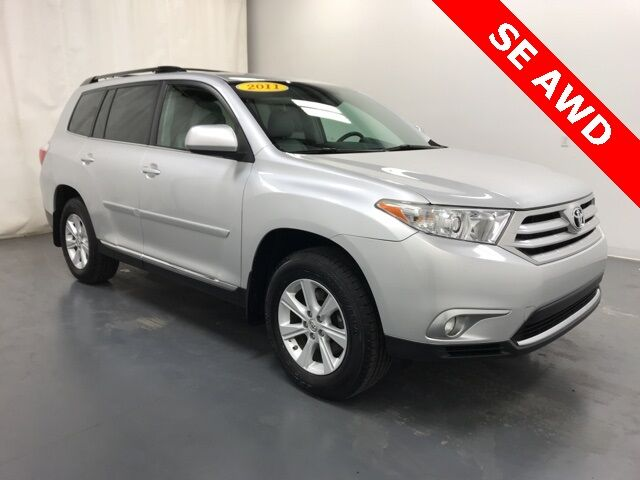 2011 Toyota Highlander SE Holland MI