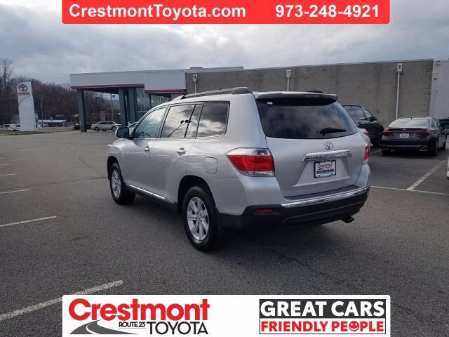 2011 Toyota Highlander SE Pompton Plains NJ