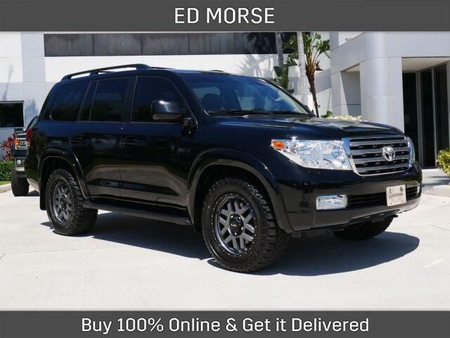 2011 Toyota Land Cruiser Base Delray Beach FL