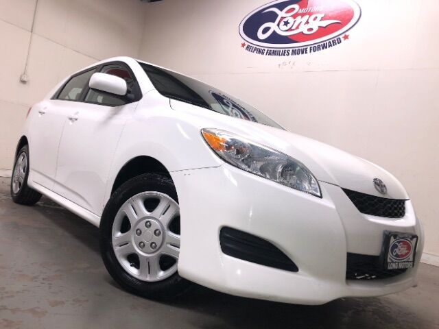 2011 Toyota Matrix Base 4-Speed AT Georgetown TX