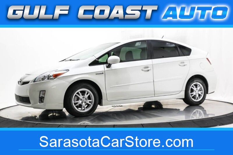 2011_Toyota_PRIUS_IV LEATHER RUNS GREAT 51MPG !! WHEELS RUNS GREAT !!_ Sarasota FL