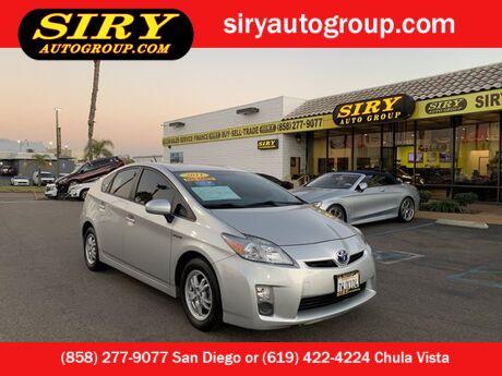 2011 Toyota Prius I San Diego CA