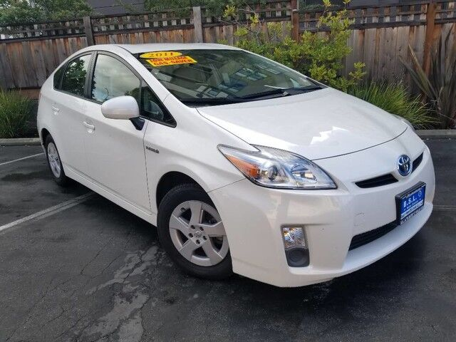 Used Toyota Prius Redwood City Ca