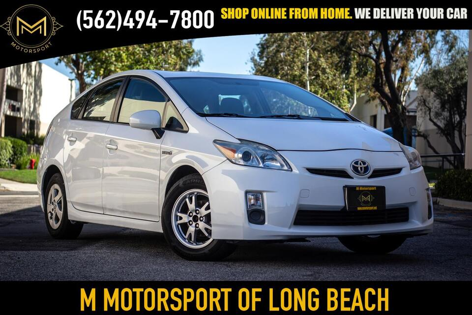 2011_Toyota_Prius_Three Hatchback 4D_ Long Beach CA