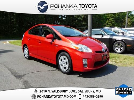 2011_Toyota_Prius_Three_ Salisbury MD
