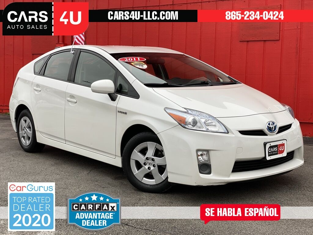 2011 Toyota Prius Two Knoxville TN
