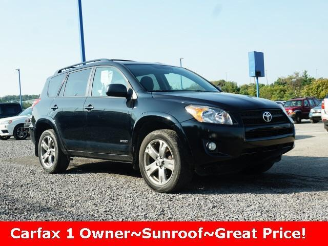 2011 Toyota RAV4 4WD 4dr 4-cyl 4-Spd AT Sport Cranberry Twp PA
