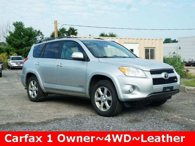 2011 Toyota RAV4 4WD 4dr V6 5-Spd AT Ltd Cranberry Twp PA