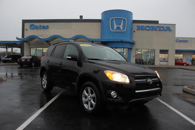 2011 Toyota RAV4 4WD 4dr V6 5-Spd AT Ltd Lexington KY