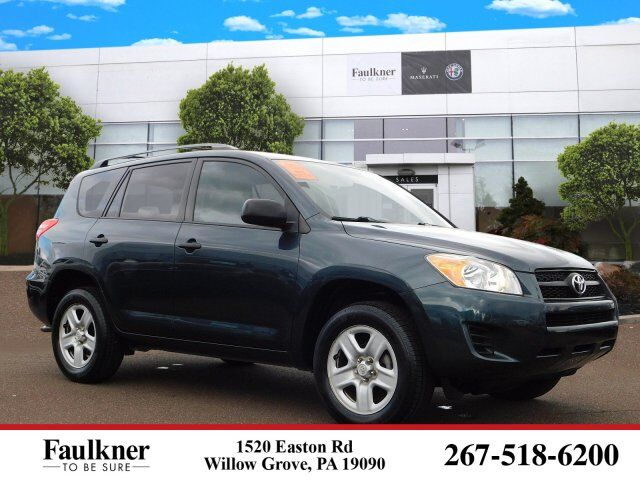 2011 Toyota RAV4 Base Willow Grove PA