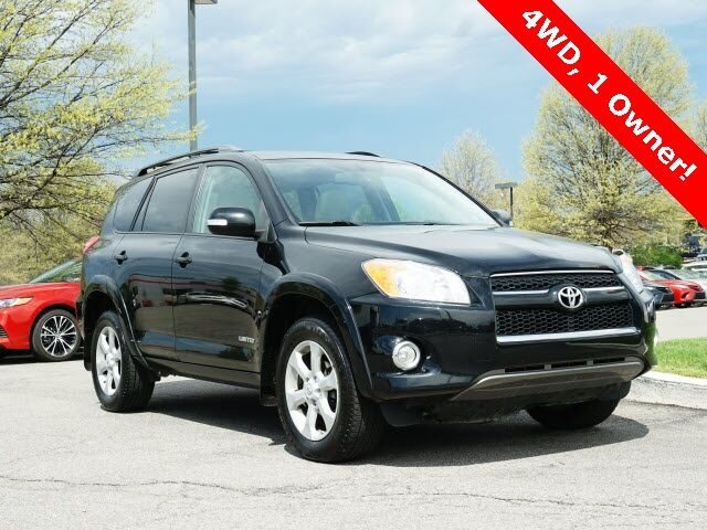 2011 Toyota RAV4 Limited Cranberry Twp PA