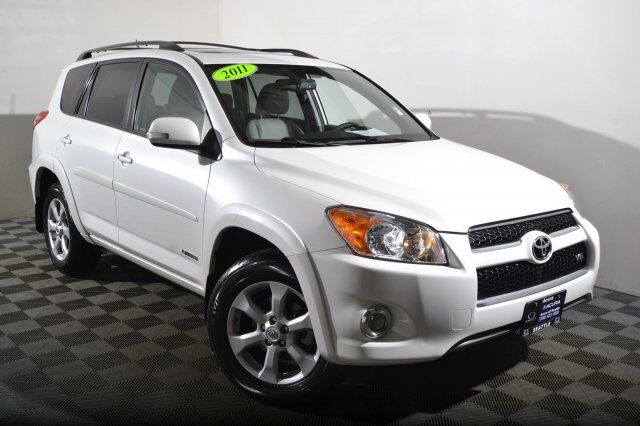 2011 Toyota RAV4 Limited Seattle WA