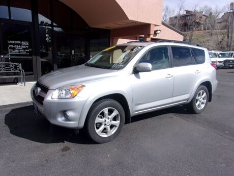 2011 Toyota RAV4 Limited V6 4WD Colorado Springs CO