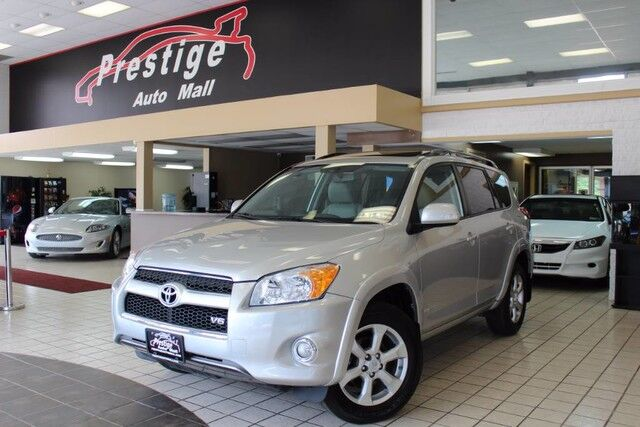 2011 Toyota RAV4 Ltd - JBL Audio, Sun Roof, Heated Seats Cuyahoga Falls OH