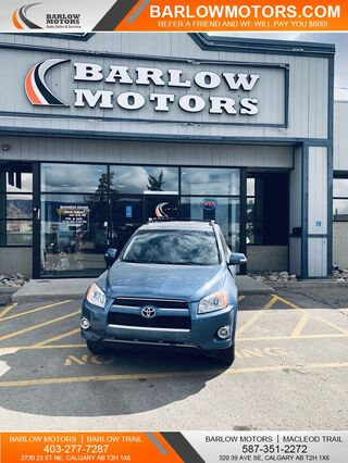 2011_Toyota_RAV4_Ltd Leather Back up Camera Sunroof 4wd_ Calgary AB