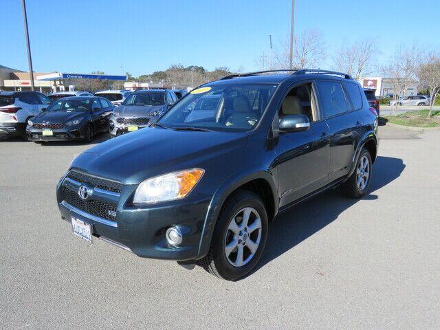 2011 Toyota RAV4 Ltd Novato CA