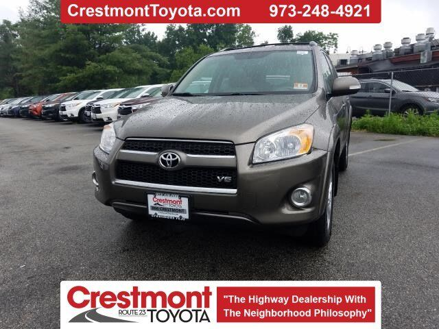 2011 Toyota RAV4 Ltd Pompton Plains NJ