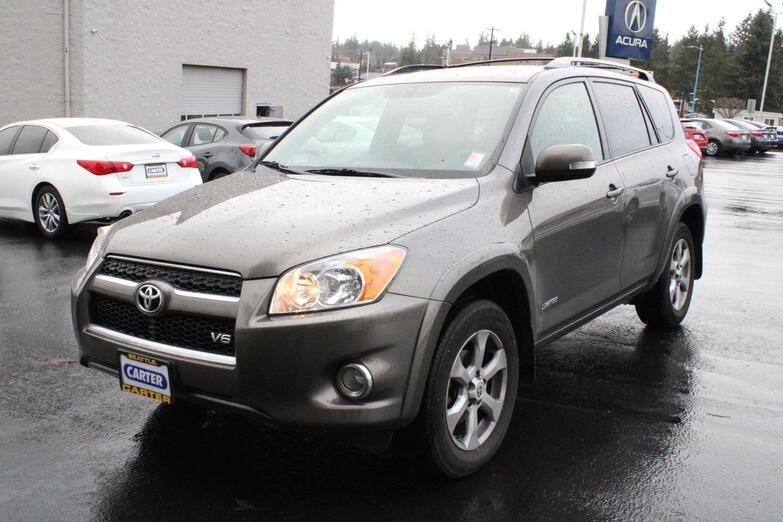 2011 Toyota RAV4 Ltd Seattle WA