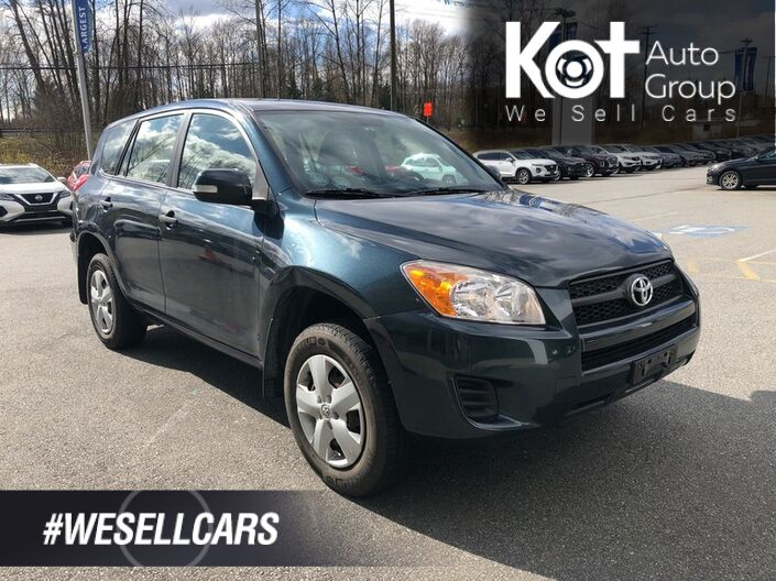2011 Toyota RAV4 RARE UNIT! CLEANEST UNIT ON LOT! WONT LAST LONG! ON SALE! Kelowna BC