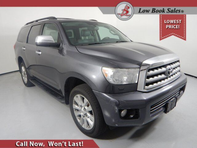 2011 Toyota SEQUOIA Platinum Salt Lake City UT