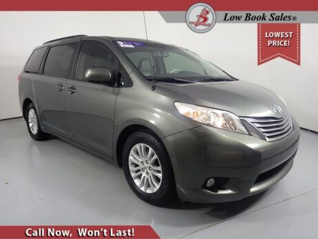 2011_Toyota_SIENNA_XLE_ Salt Lake City UT