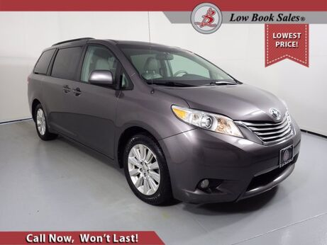 2011_Toyota_SIENNA XLE_XLE_ Salt Lake City UT