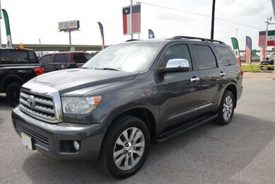 Toyota Sequoia Limited 2WD 2011