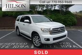 2011 Toyota Sequoia Limited 4x4