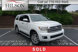 Toyota Sequoia Limited 4x4 2011