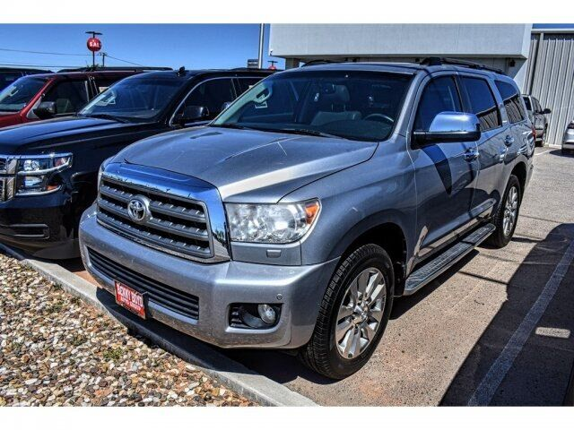 2011 Toyota Sequoia Limited 5.7L V8 Andrews TX