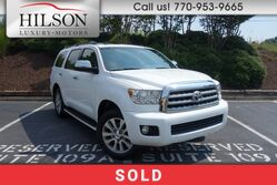 Toyota Sequoia Limited 2011