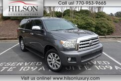 2011_Toyota_Sequoia_Limited w/Rear Entertainment_ Marietta GA