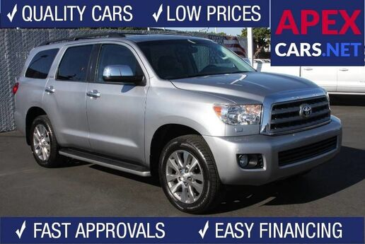 2011 Toyota Sequoia Ltd Fremont CA