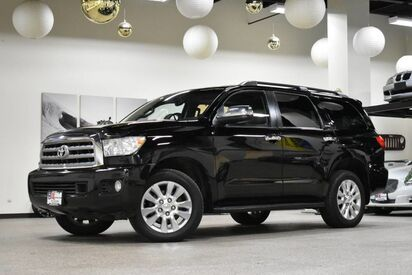 2011_Toyota_Sequoia_Platinum 4WD_ Boston MA