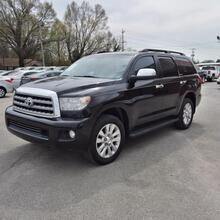 2011_Toyota_Sequoia_Platinum_ Brownsville TN