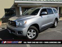 2011_Toyota_Sequoia_SR5 5.7L 4WD_ Fredricksburg VA