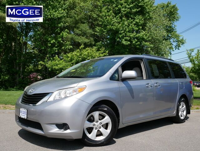 2011_Toyota_Sienna_5dr 8-Pass Van V6 LE FWD_ Hanover MA