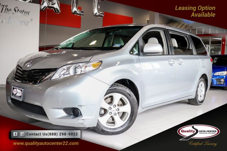 2011 Toyota Sienna LE 1-Owner Springfield NJ