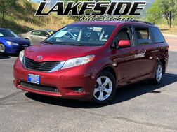 2011_Toyota_Sienna_LE 8-Pass V6_ Colorado Springs CO