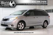 2011 Toyota Sienna LE AAS - LEATHER INTERIOR POWER PASSENGER DOORS BACKUP CAMERA SEATS SEVEN PEOPLE DUAL ZONE CLIMATE CONTROL REAR CLIMATE CONTROL